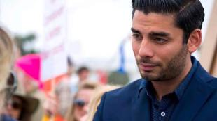 Photo from Ammar Campa-Najjar's campaign Facebook page