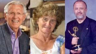 (From left to right: Professor Darwin Berg; Professor Marta Kutas; Professor Ivan Schuller.) Images courtesy of the professors.