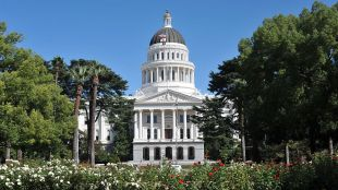 California State Capitol by Ttoolan from Wikimedia Commons