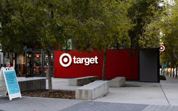 Picture of the UCSD Target