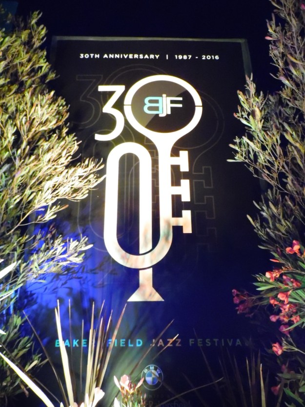 The beautifully designed BJF30 sign!
