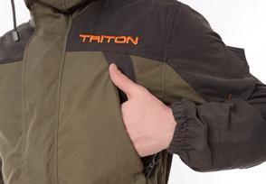 Костюм для рыбалки и охоты ТРИТОН «GORKA»