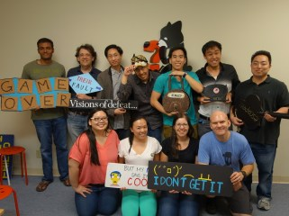 Silicon Valley's UC San Diego Alumni Club gathered for a night of solving puzzles in an attempt to escape from Kuma's Escape Room.