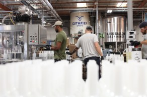 Cutwater bottling