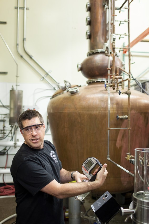 Cherney's brewing classes at the Craft Center evolved into the brewing certificate program through UC San Diego Extension, which he continues to lead.