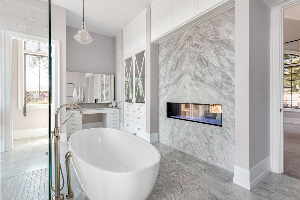 porcelain slabs the latest trend in bathrooms triton stone group