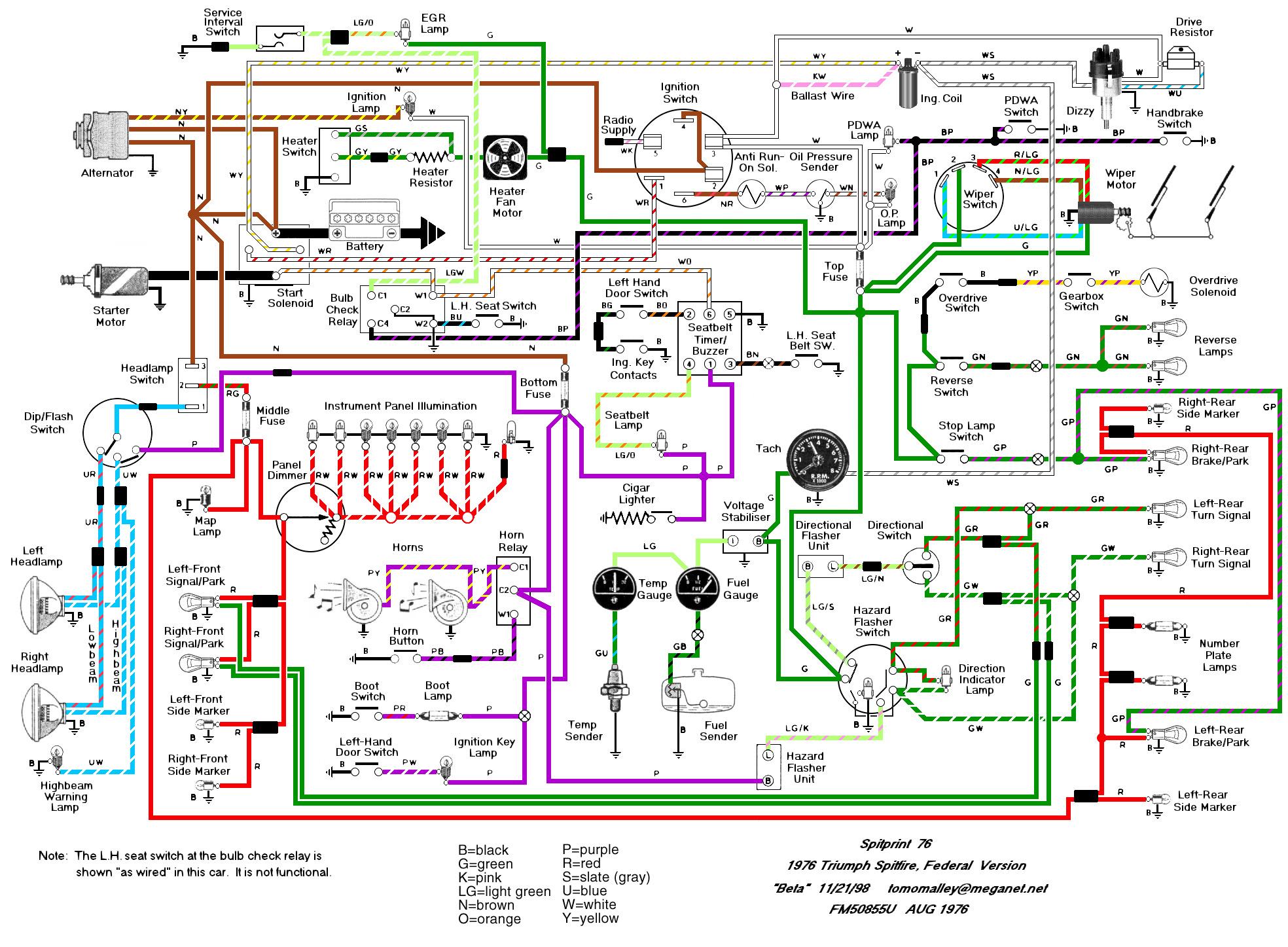 Ignition Coils And Proper System Voltage??? : Spitfire