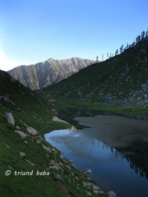 Kareri Lake Views