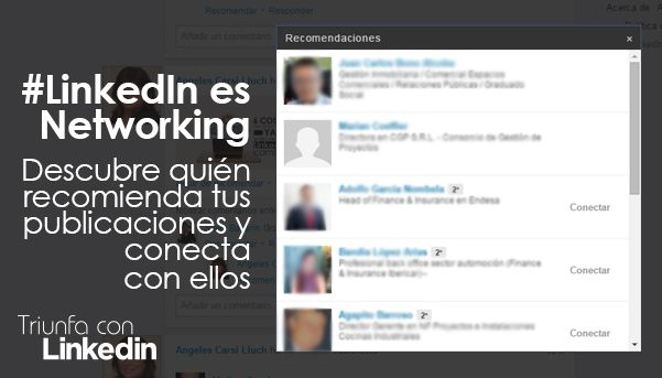 LinkedIn es networking