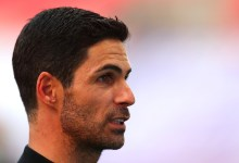 Mikel Arteta, técnico do Arsenal