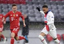 Kimmich e Neymar, de Bayern e PSG
