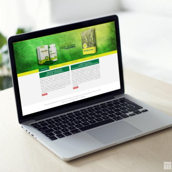 Web Design Bucuresti - Ovaz Verde (ovazverde.ro)