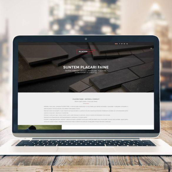 Web Design Bucuresti - Placari Faine (placari.ro)