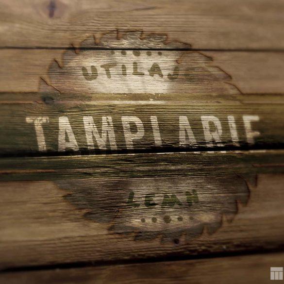 Web Design Bucuresti - Utilaje Tamplarie Logo