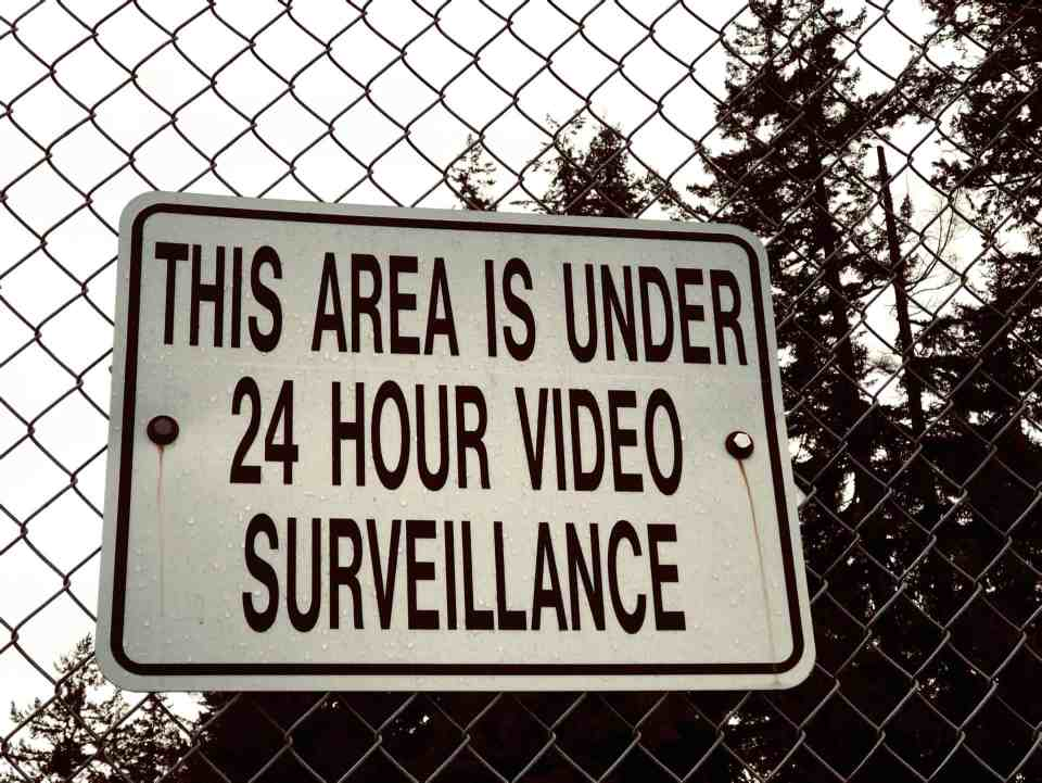 Important Areas To Position CCTV Cameras