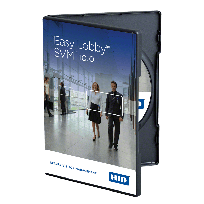Easylobby Secure Visitor Management Software
