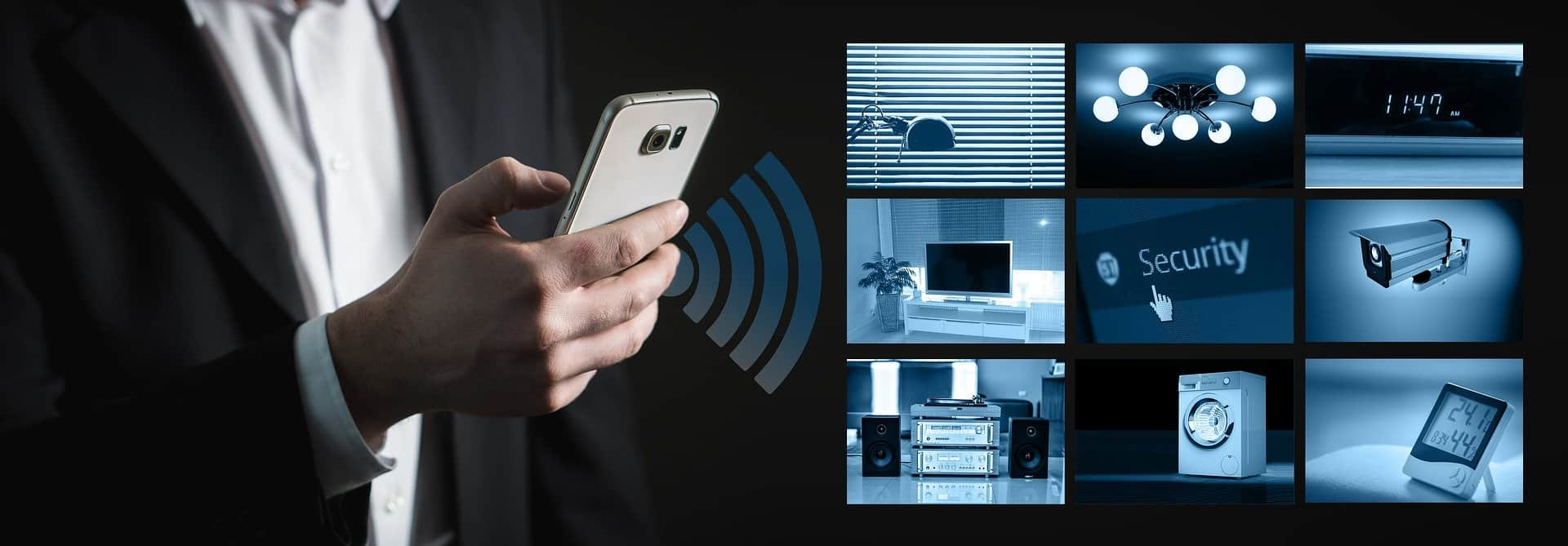 Security Cameras as Sensors For Smart Building Automation