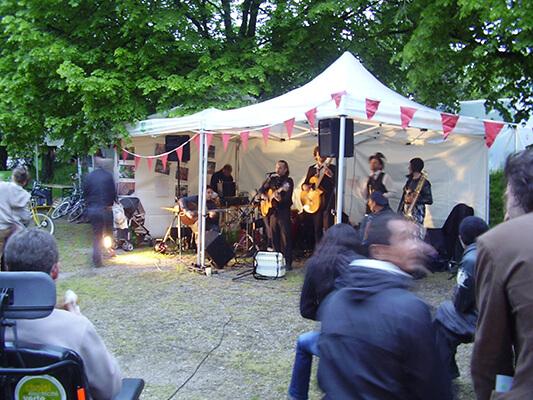 Le concert d'Astarojna
