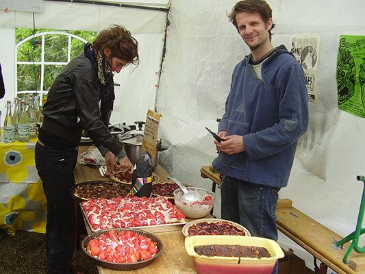 Repas préparé par Resto Trottoir