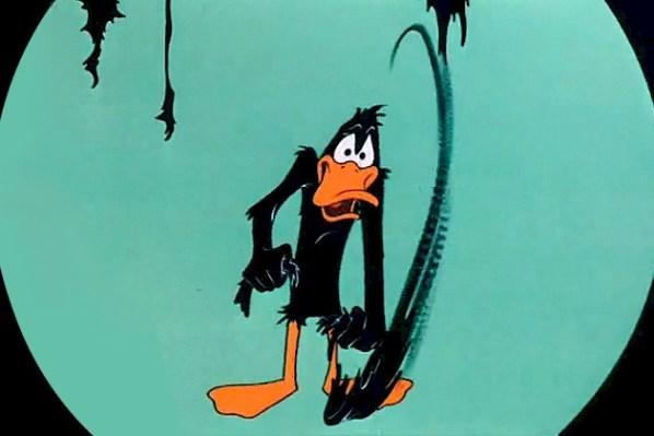 """Duck Amuck"" via Vimeo"
