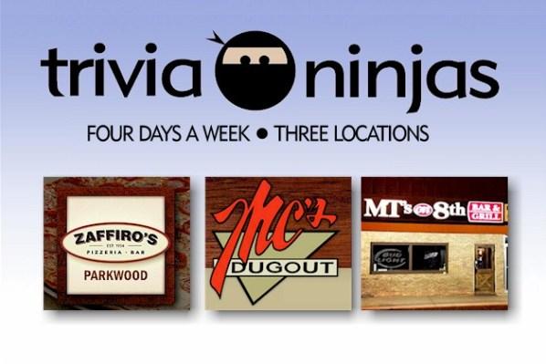 Trivia Ninjas - Four Days a Week