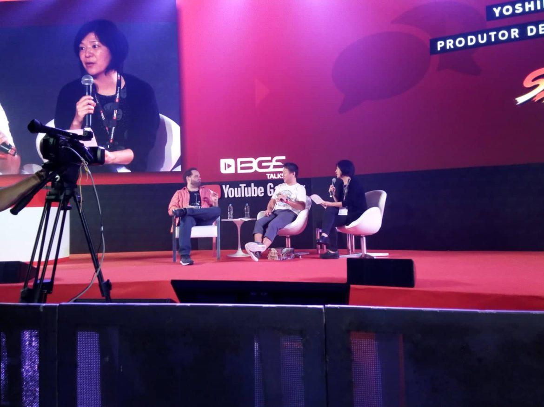 BGS Talks: Yoshinori Ono não vê Street Fighter sem Ryu e Ken 1