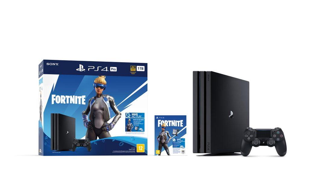 Bundle do PS4 de Fortnite é anunciado com conteúdo exclusivo 1