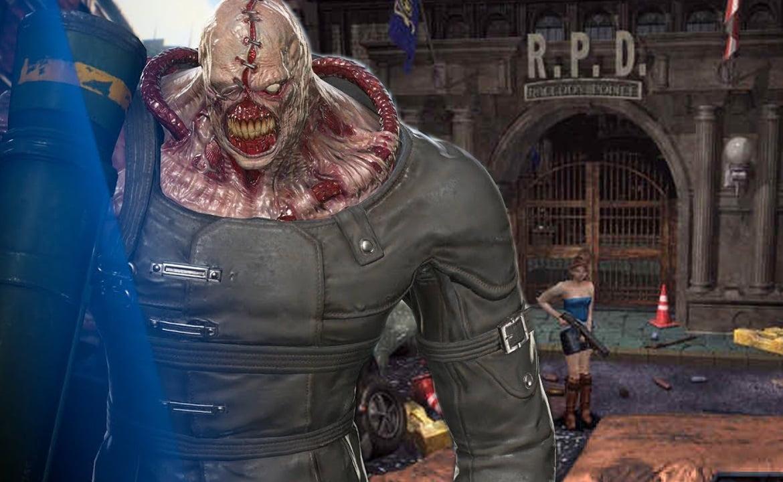 Compare os personagens de Resident Evil 3 Remake com o original 3