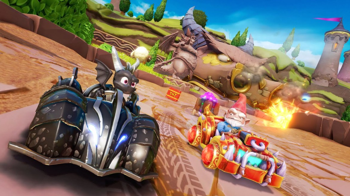 Crash Team Racing Nitro-Fueled: Grand Prix Spyro é anunciado 1