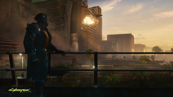Cyberpunk 2077 ganha novas imagens na Gamescom 2019 2