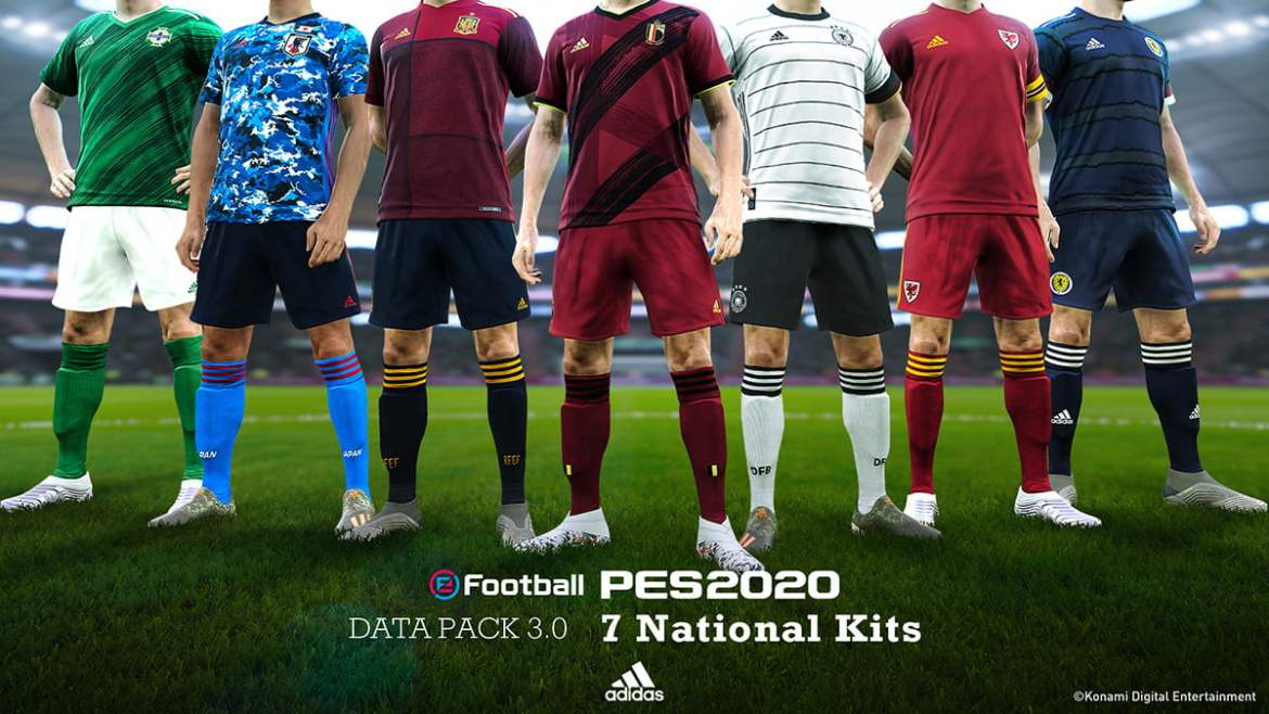Data Pack 3.0 traz Arena do Grêmio e Bruno Henrique ao PES 2020 5