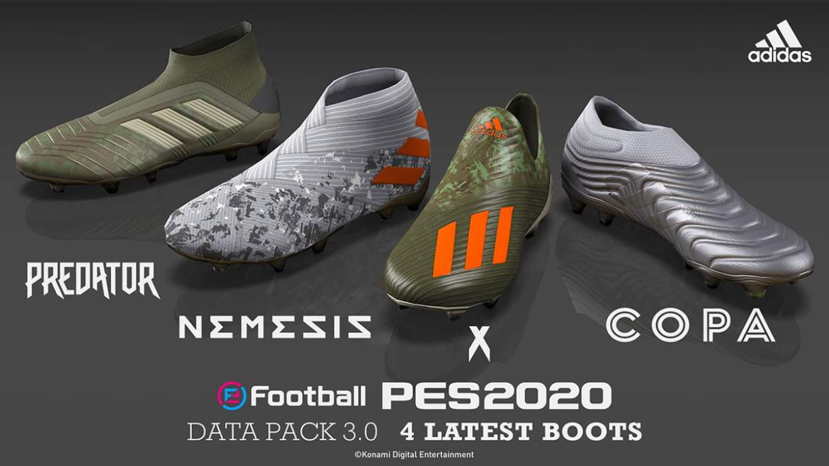 Data Pack 3.0 traz Arena do Grêmio e Bruno Henrique ao PES 2020 6