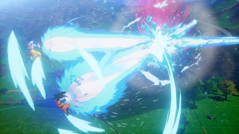Dragon Ball Z: Kakarot ganha novas imagens de 18, Goten e Trunks 5