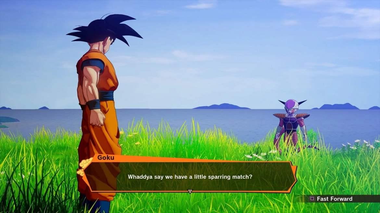 Dragon Ball Z: Kakarot ganha poster e imagens com Shenlong 3