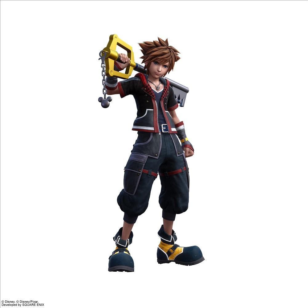 Kingdom Hearts 3 Re:MIND ganha novos detalhes dos personagens 6