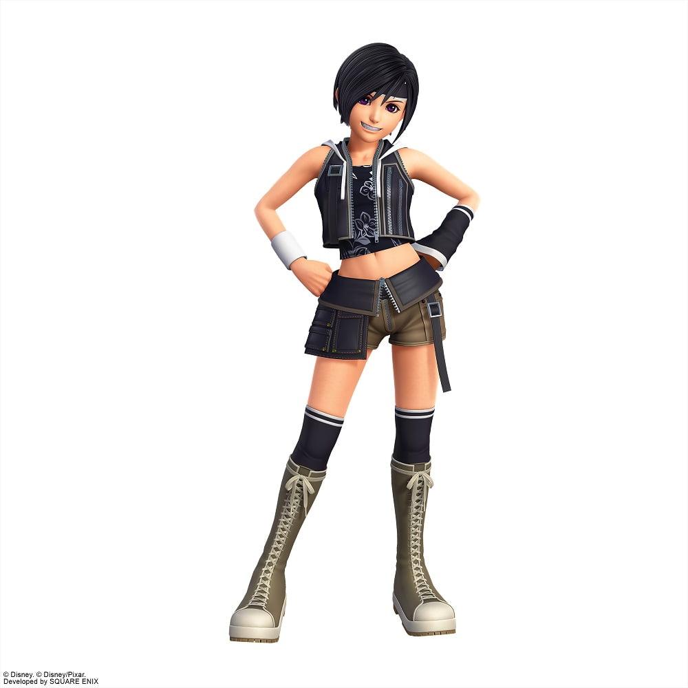 Kingdom Hearts 3 Re:MIND ganha novos detalhes dos personagens 8