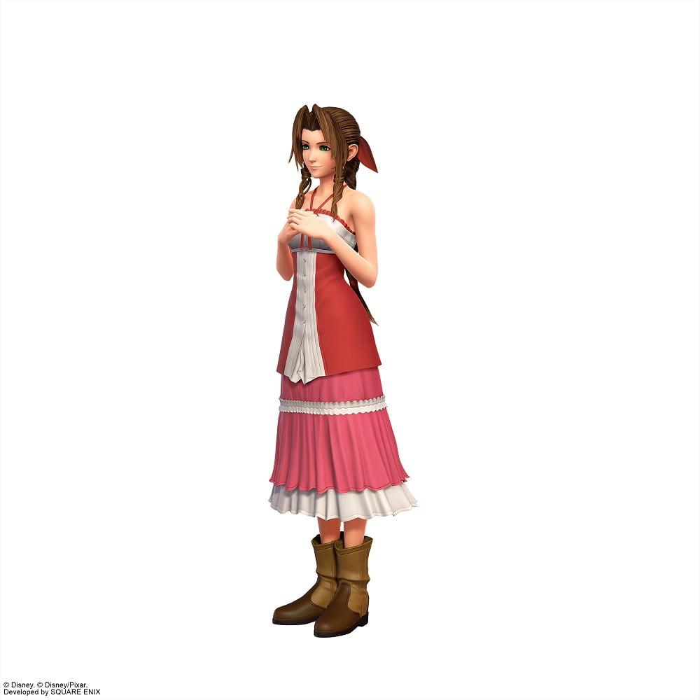Kingdom Hearts 3 Re:MIND ganha novos detalhes dos personagens 10