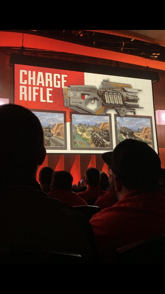 Novo rifle tem o design bem bacana (Foto: VG 247)