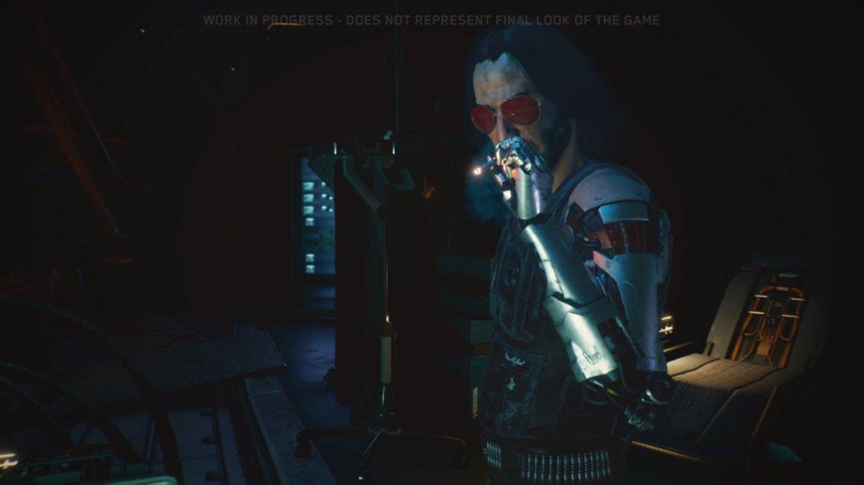 """Reações: Keanu Reeves não está tão """"breathtaking"""" assim em Cyberpunk 2077 1"""