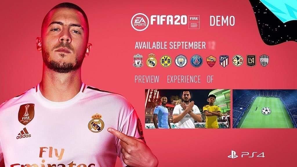 [Rumor] Vazamento aponta demo de FIFA 20 nos próximos dias 1