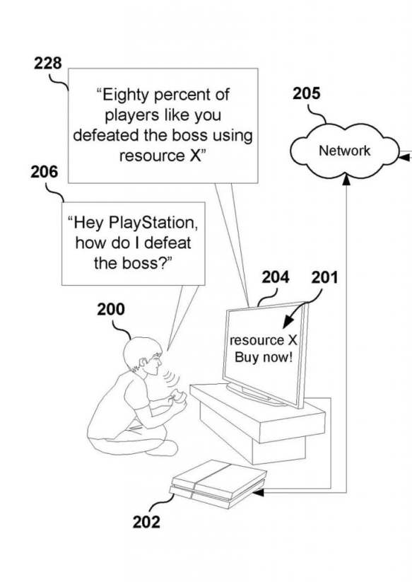PlayStation 5 patente