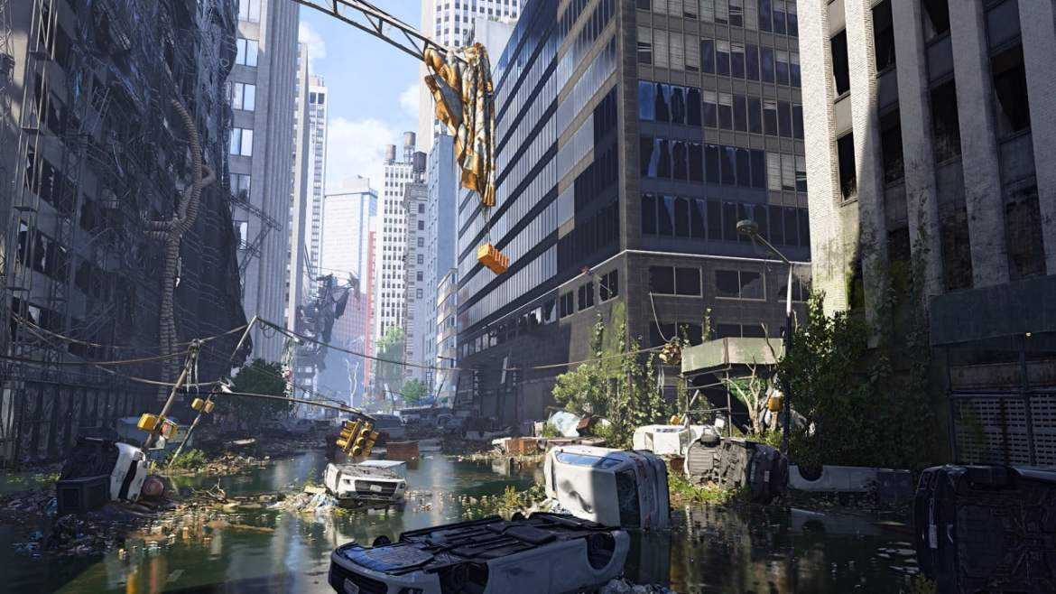 The Division 2- Warlords of New York