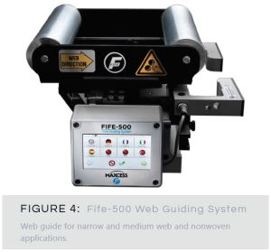fife-500 web guiding system