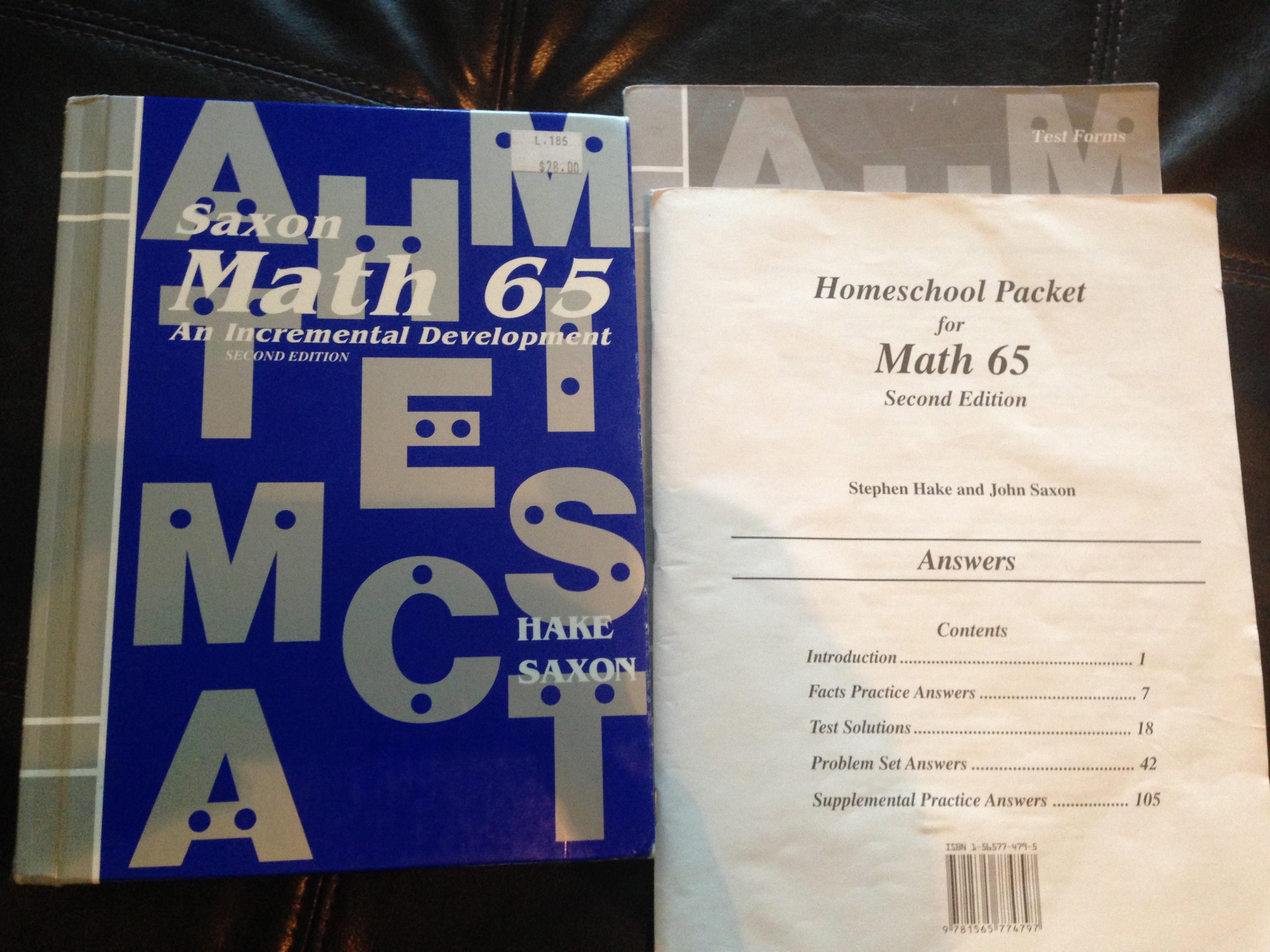 Homeschool Curriculum For Sale