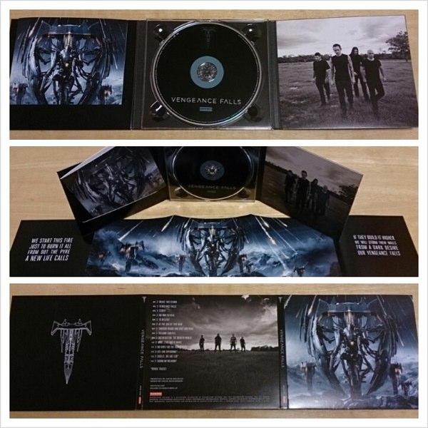 Vengeance Falls (deluxe edition, Japanese ver.)