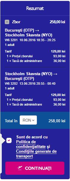 STOCKOLM IUNIE