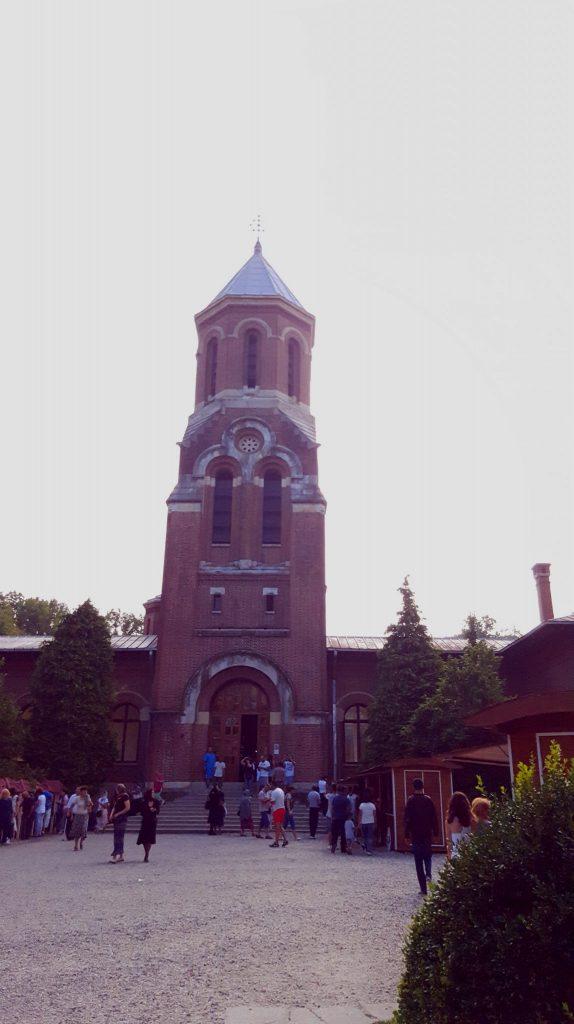 Paraclisul Manastirii Argesului