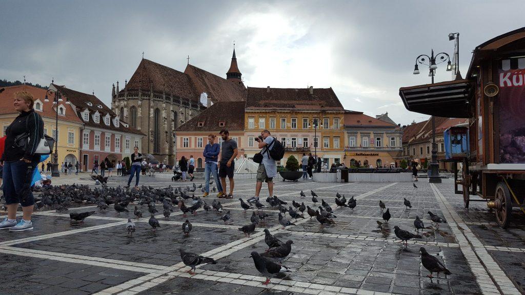 Brasov - Piata Sfatului - Trivo.ro