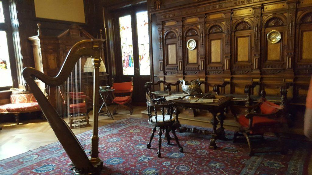 Camera de muzica - Castelul Peles - Trivo.ro
