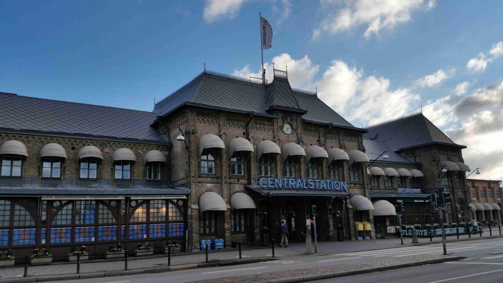 Goteborg - Central Station
